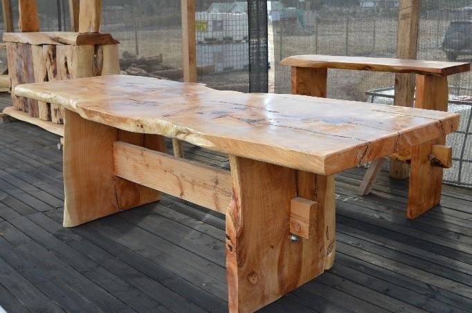 Muebles rústicos – Maderas Hettich